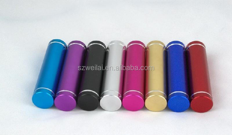 wholesale China market 2200mah external battery charger,2200mah stick power bank,power bank external battery charger