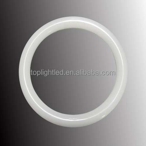 CRI80 led circline lamp, 300mm led ring light, 18w neutral white circular tube
