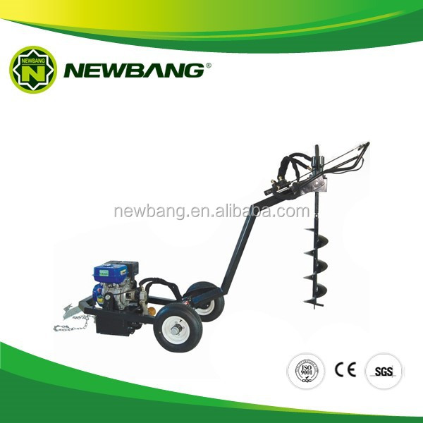 gas powered POST HOLE DIGGER