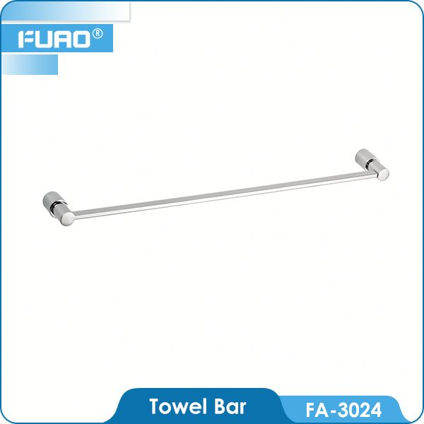 FUAO Alibaba High Quality OEM wooden towel bar