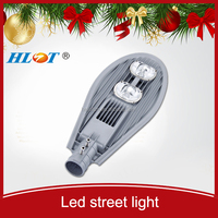 Helist TOP Quality Bridgelux Meanwell Outdoor led street light price
