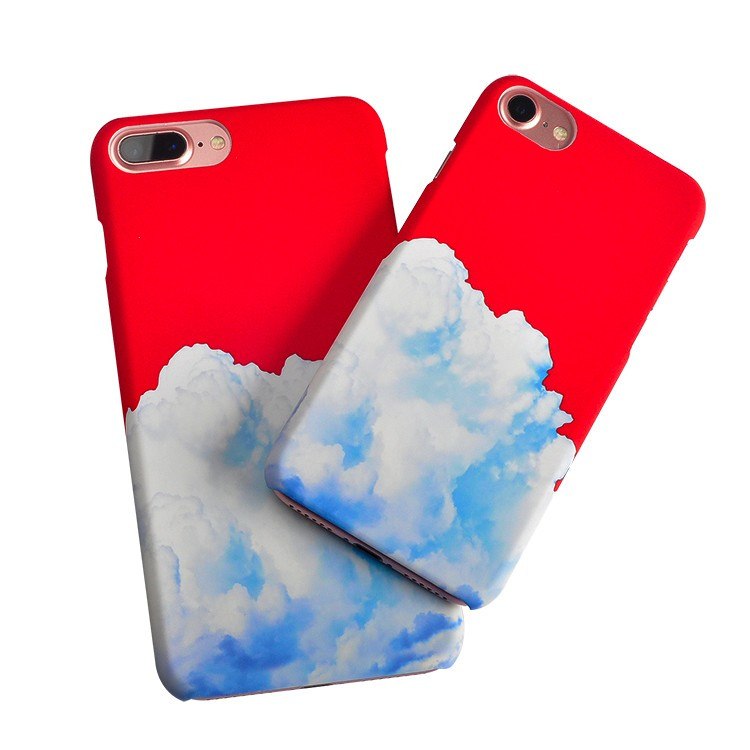 DFIFAN High quality for iphone 6s covers cute ,water transfer prining floral phone cases for apple iphone 7 7 plus