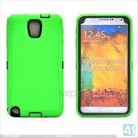 Robot Matte TPU+PC Dual Shell Hard Case Cover for New Samsung Galaxy Note 3/N9000 P-SAMN9000HCSO004