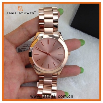 Assisi elegant athletic new products big stainless steel watch chinese goods wholesale