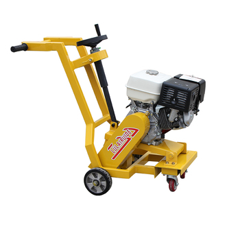 blacktop road surface crack repair machine break pavement floor crack reactor cement break pavement