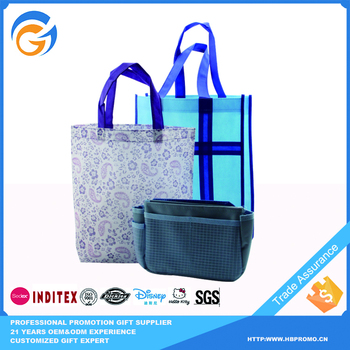 Customized Logo Canvas Shopping Bags for Shop