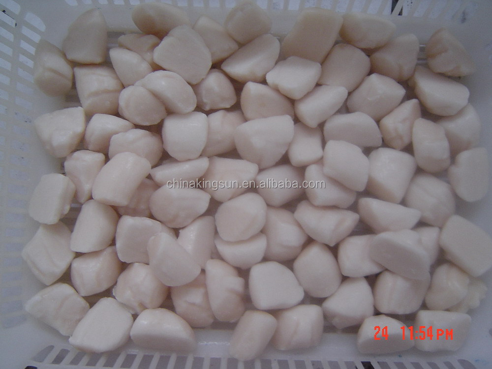 New Coming Frozen Bay/ Sea Scallop Meat With/Without Roe