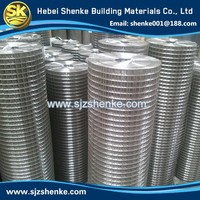 Low Carbon Wire Electro Galvanized Welded Wire Mesh