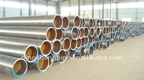 cold rolled alloy steel ERW tubes/pipes