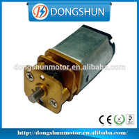 DS-13SS050 13mm dc spur shaded pole gear motor