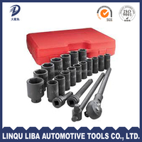 ultra model set 21 drive socket wrench free sample hand tools