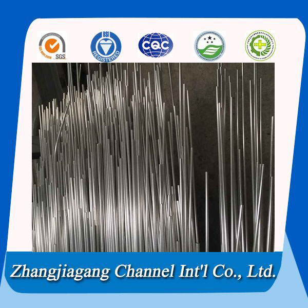 welded half hard 304 stainless steel capillary tube