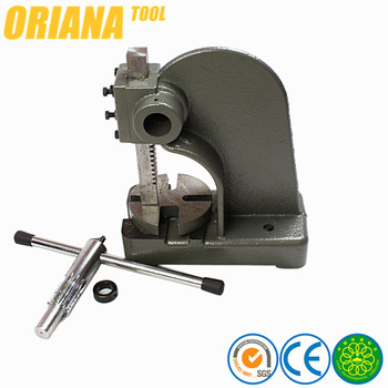 Chinese Supplier Arbor Press Lever Bench Mountable Press Machine for Bearing