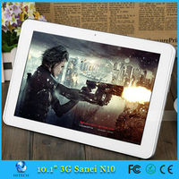 "Hitech Sanei N10 Quad Core 3G tablet 10.1"" 1280x800 GPS Android 4.1 Tablet"