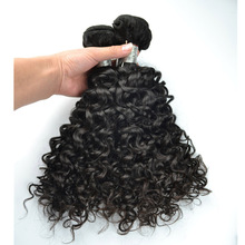 100 natural raw indian kinky curly wholesale hair extension human hair closure weave