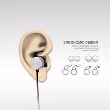 Bluetooth Earbud 2016, Silicone Earphone Holder, Jackets With Earphone From SENSO Supplier--R1615