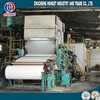 recycled paper used small toilet paper making machine with low investment