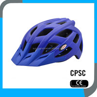 custom pro branded mountain bike cycling helmets manufacturer in China,best mountain bike helmets,best matt blue mtb bike helmet