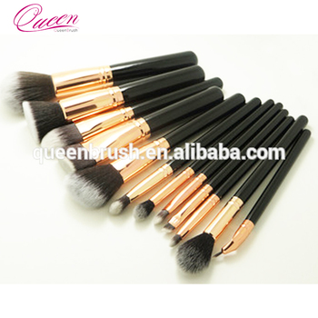 High Grade Wholesale Rose Gold Disposable Lip Gloss Applicator