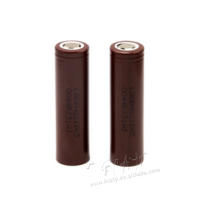 Large supply LG HG2 BROWN INR IMR 18650 3000mAh 20A Li-Mn 3.7v BATTERIES PACK
