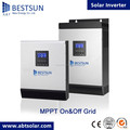 BESTSUN MPPT built-in charge controller hybrid solar power inverter 10kw