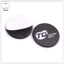 Customized Die Cut Flat Round Shape Industrial Magnets Rubber Magnetic Sheet