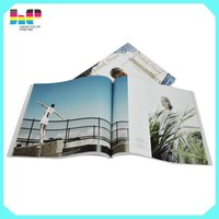 2015 New design great author travel photo book printing with cheap price