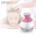 Four-wheel Rotary Massage Design Electric Massager for head, scalp