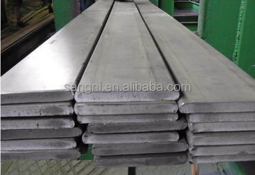 China manufacture AISI 304 stainless steel flat bar prices
