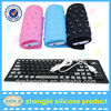 USB Soft Silicone Waterproof Foldable keyboard Flexible Roll Up Keyboard