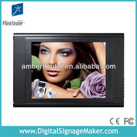 4:3 Ratio 15 Inch LCD TV Wall Mounted Advertising Player