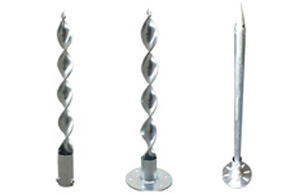 Wholesale High Quality Galvanized Steel Screw Ground Anchor For Solar Panel Mounting