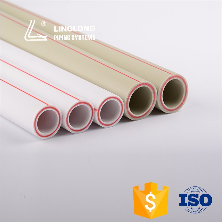 OEM factory direct glass fiber reinforced ppr pipe