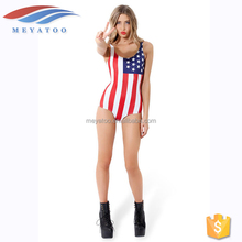 Wholesale Sexi Usa Flagge Banduau Sexy American Flag Bikini For Sale