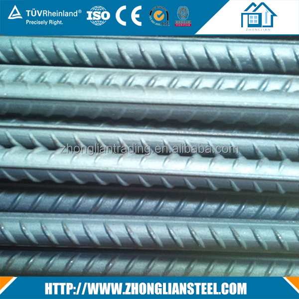 BS4449 GR460b Deformed reinforcing 8mm 10mm steel rebar in coil