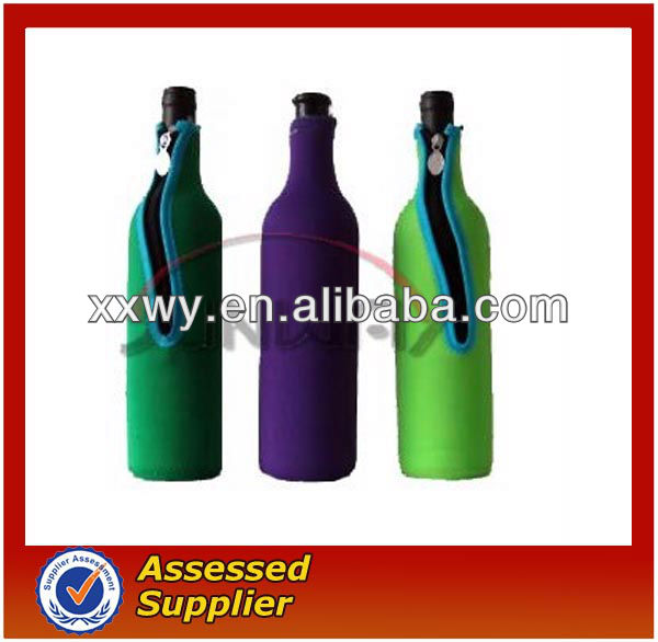 neoprene water bottle cooler covers