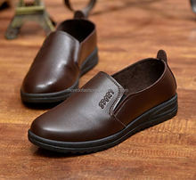 monroo Cheap and high quality mens new leather size 14 shoes