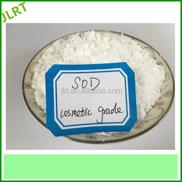 100% nature extract orgotein superoxide dismutase powder sod cosmetic ingredient