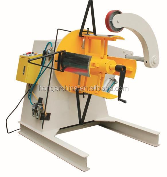 metal strip decoiler