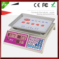 waterproof 40kg 10g portable digital food scale