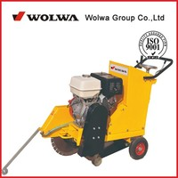 diesel portable concrete cutter machine