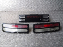 USED JDM Rear Taillights Lamps OEM for 90-96 Fairlady Z32 300Z GT VG30 Turbo Kouki