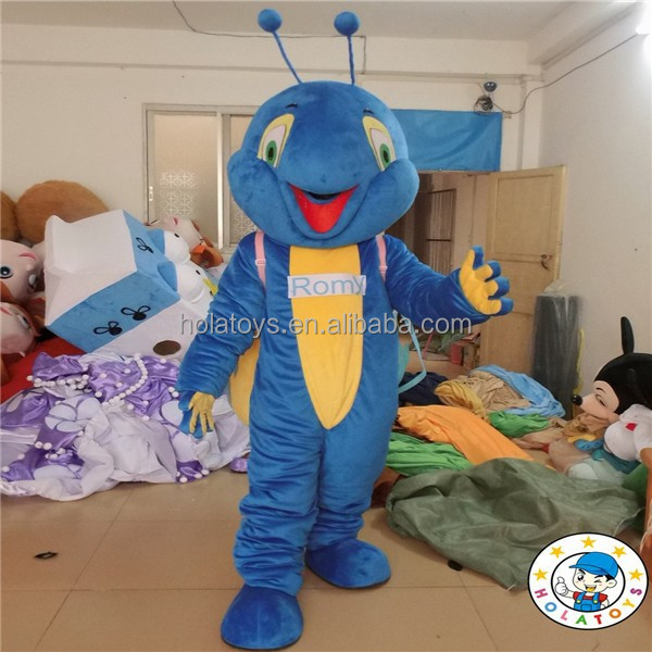 Snails costume/cosplay costume for cartoon