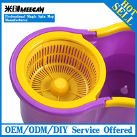 Microfiber Mop Head Manufacturing Plastic Bucket Cleaning Mop, Car Wash Equipment Rotating 360 Spin Mop