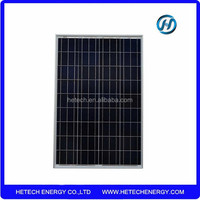 1.5kw solar panel 15 pieces of polysilicon solar panel 100w