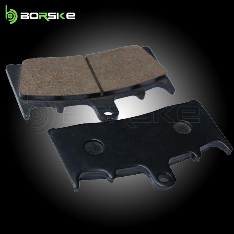 Brake pad wholesales KAWASAKI &SUZUKI pad of brake and chinese brake pad
