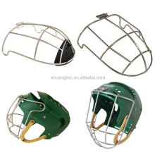 China supplier helmet with face guard, hockey mask, football protective mask