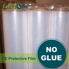 transparent polyethylene protective film glass temporary protection film