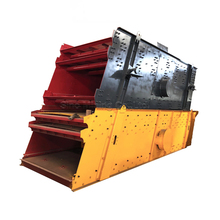 Mobile Coal Sand Round Vibrating Screen Equipment For Sale India