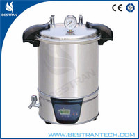CE approved automatic cheap price dental 18l vertical autoclave surgical instruments